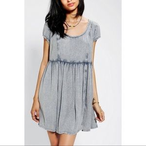 URBAN OUTFITTERS Babydoll Swing Dress